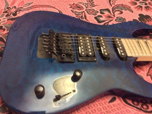 vendo guitarra jackson js34q