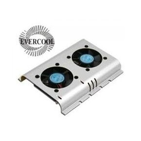 vendo hard disk drive cooler - evercool