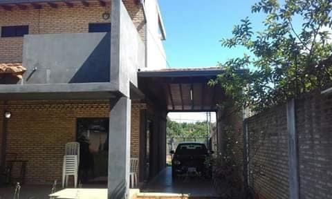 vendo hermosa casa en  mbocayaty y5110