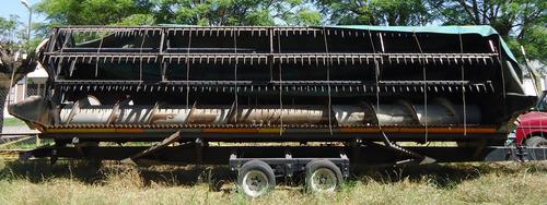 vendo hermosa cosechadora massey ferguson 34 doble tracción