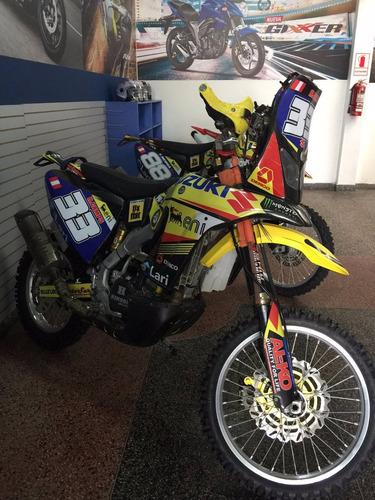 vendo hermosa motocicleta de rally
