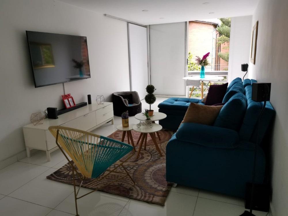 vendo hermoso apartamento en belén (villa de aburra)