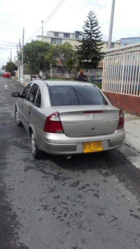 vendo hermoso corsa evolucion modelo 2005 sedan version full