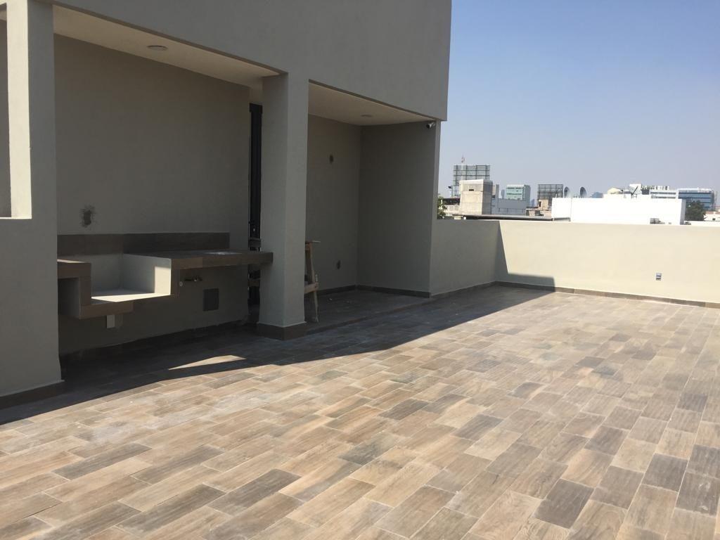 vendo hermoso departamento nuevo de 125 m2 en narvarte poniente. rg-302