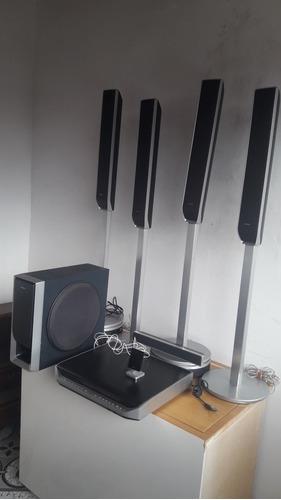 vendo, home sony, modelo hcd fx 900kw,com 6 caixas, 3 ohms