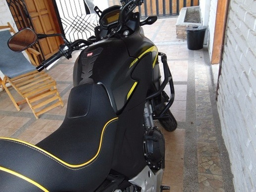 vendo honda cb500x con crash bar givi y asiento modificado