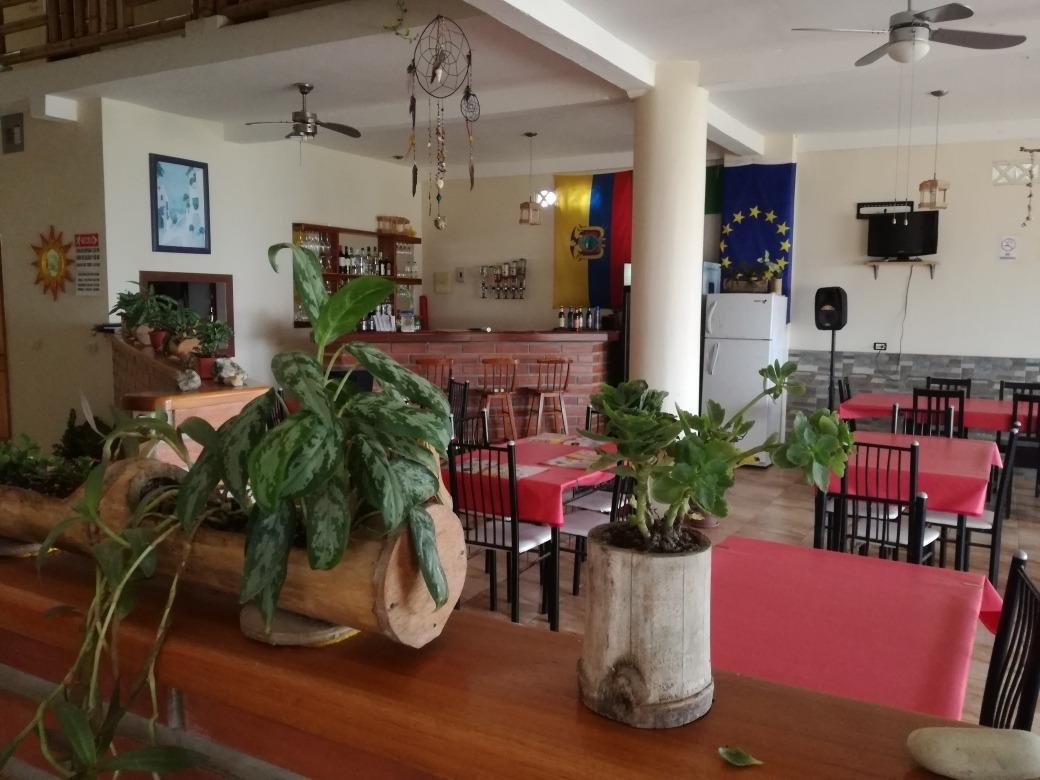 vendo hostería en puerto lópez