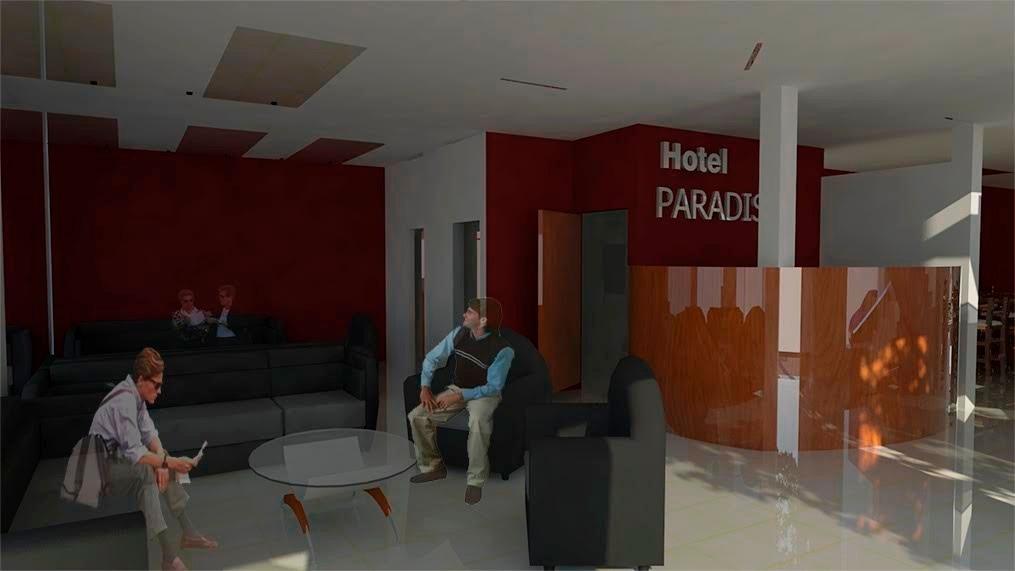 vendo hotel céntrico en villa carlos paz