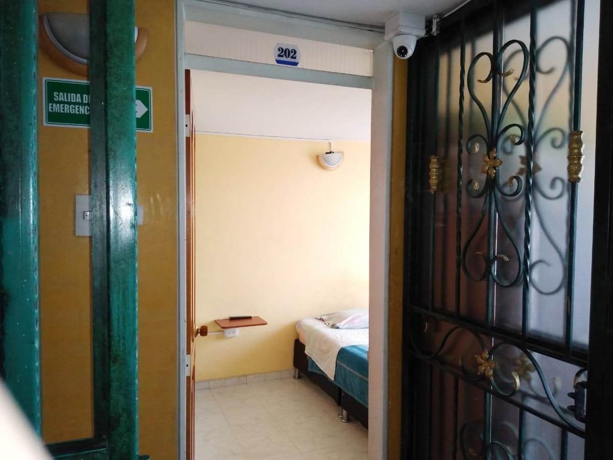 vendo hotel en excelentes condiciones, precio negociable