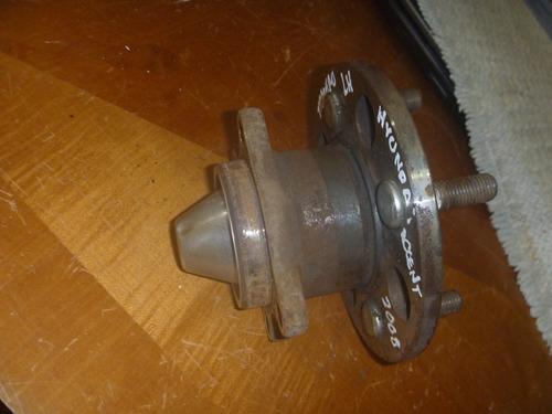 vendo hub de rueda trasero izquierdo de hyundai accent 2008