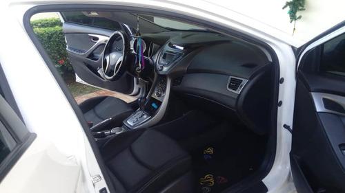 vendo hyundai elantra 2013 automático negociable