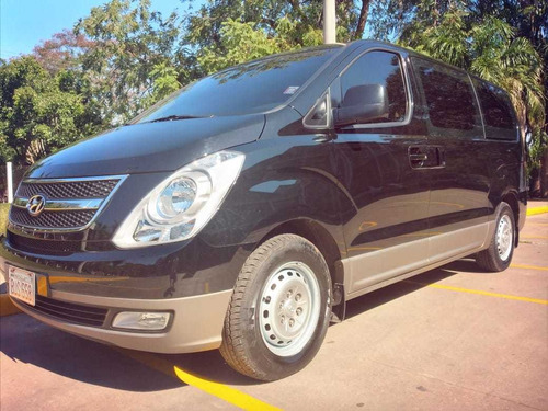 vendo hyundai h1 año 2015 automatico diesel poco kilometraje