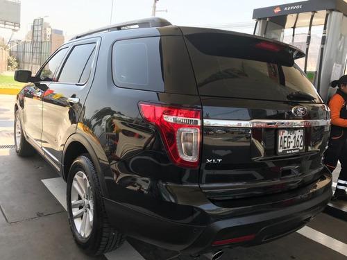 vendo impecable ford explorer 2013 (entregada en 2015) full