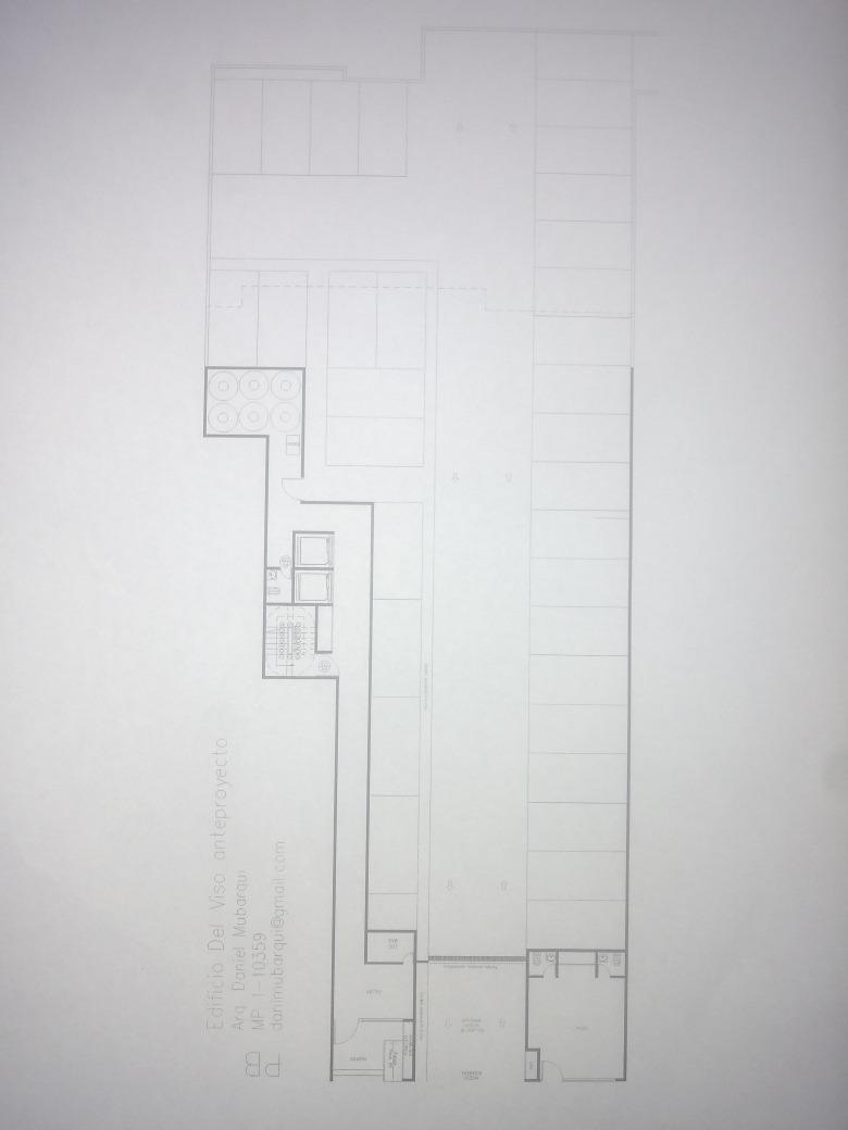 vendo importante propiedad con anteproyecto p/edificio.