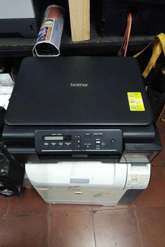 vendo impresora brother  dcp t300