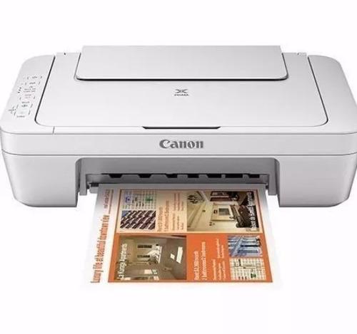 vendo impressora canon pouco uso