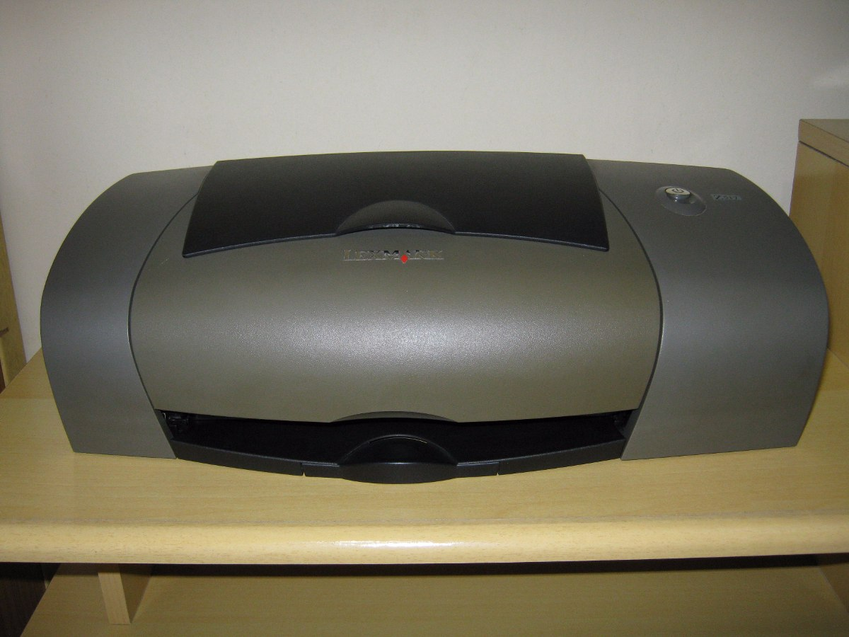 driver da impressora lexmark z517