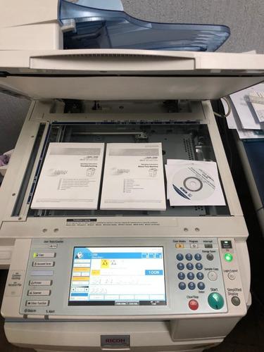 vendo impressora ricoh 2051 a3 usada