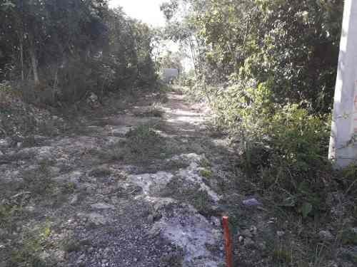 vendo increible terreno cerca de la av. huayacan!