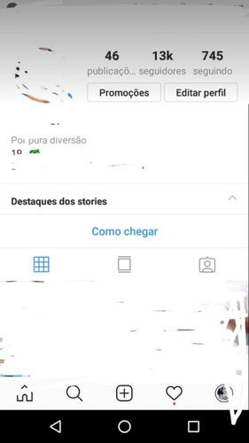 vendo instagram