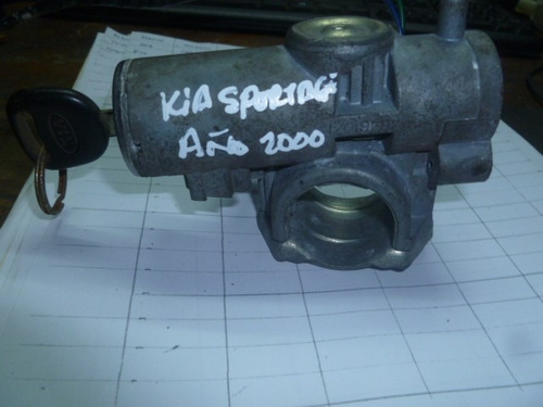 vendo interruptor de encendido (switch) de kia sportage 2000