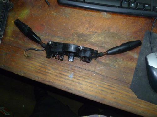 vendo interuptor de luces y wiper de daewoo racer año 1995