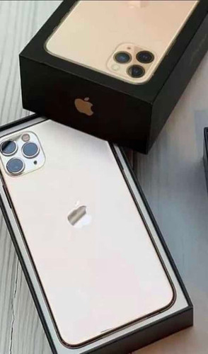 vendo iphone 11 pro max dorado nuevo 3117145187 liliana