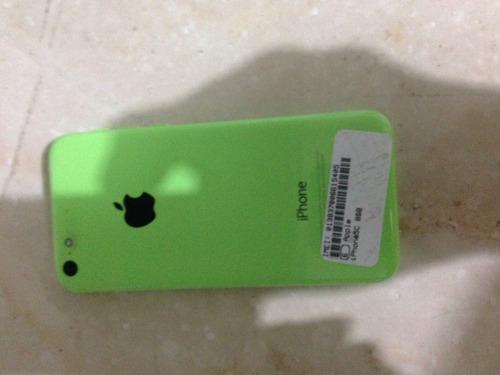 vendo iphone 5 c de 8 gb