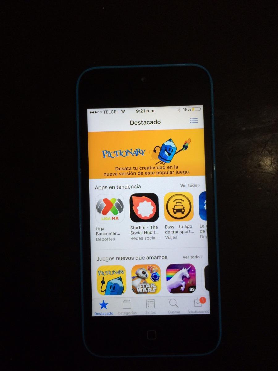 84364421272 Vendo iPhone 5c Solo Entregó El Teléfono - $ 2,500.00 en Mercado Libre