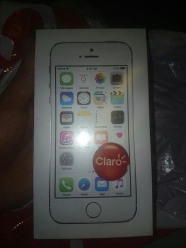 vendo. iphone 5s sellado, nuevo. sin riesgos! $250.000