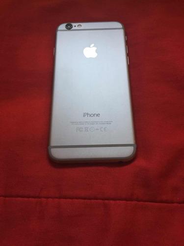 vendo iphone 6 16gb como nuevo