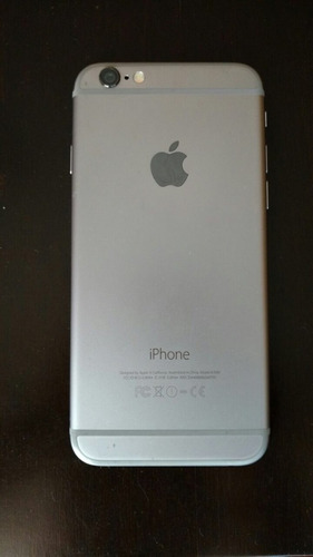 vendo iphone 6 16gb space grey