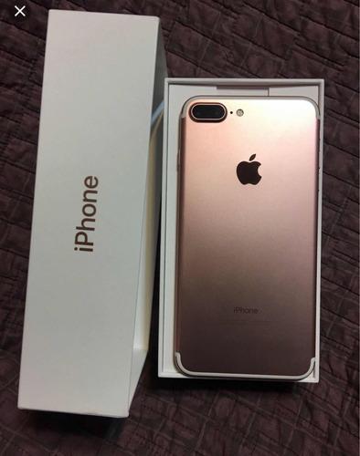 vendo iphone 7 plus 32 g valor 2000