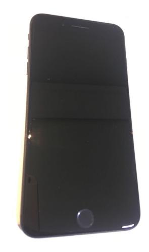 vendo iphone 7 plus black 128 g