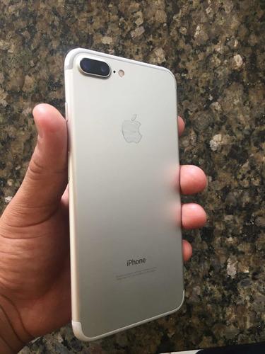 vendo iphone 7plus 32gb saúde de bateria 100%