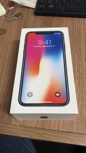 vendo iphone x 256gb