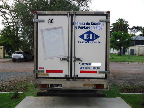 vendo iveco daily 70-12 año 2006, con caja de 4,50 excelente