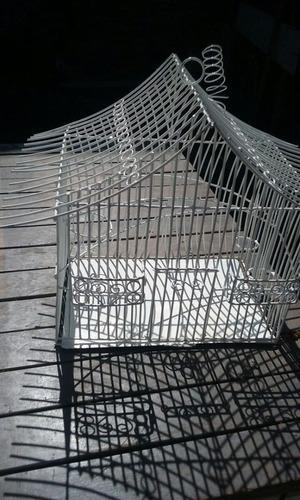 vendo jaulas¿