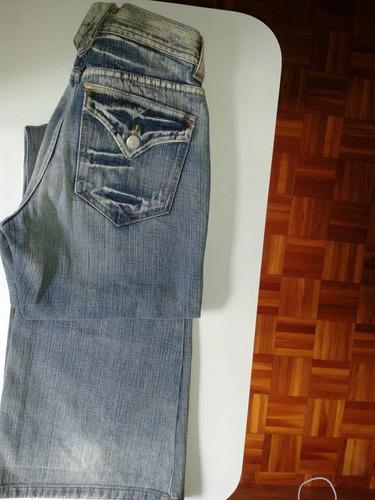 vendo jeans the limited original talla 0  damas usado