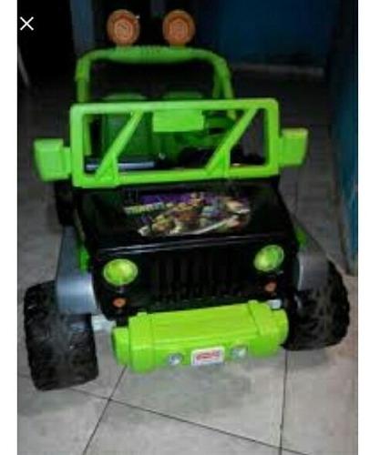 vendo jeep a bateria
