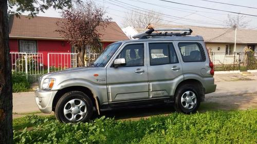 vendo jeep mahindra 2015 excelente estado 4*2