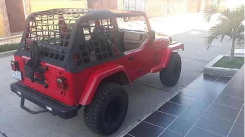 vendo jeep wrangler, papeles en orden