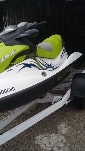 vendo jet ski seadoo 155 se novissimo unico dono revisado