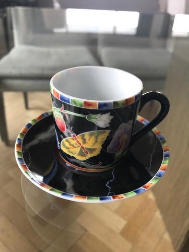 vendo juego de cafe taitu (italiano) nuevo a estrenar