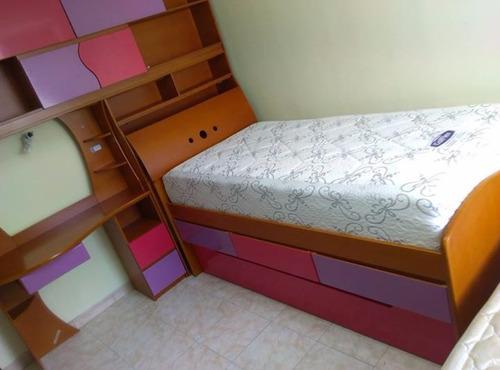 vendo juego de cuarto para niña totalmente nuevo sin colchón