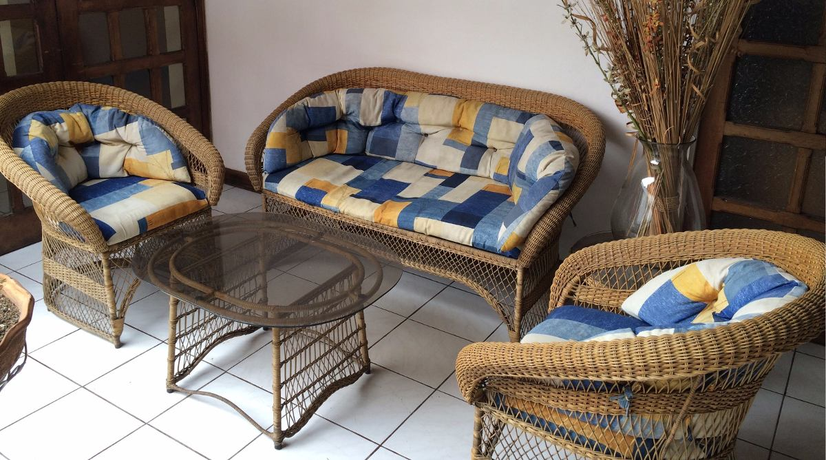 Bluemimbres muebles de mimbre chimbarongo chile sillones - Sillones para terraza ...