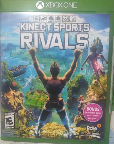 vendo juego original kinect sports rivals fisico de xbox one