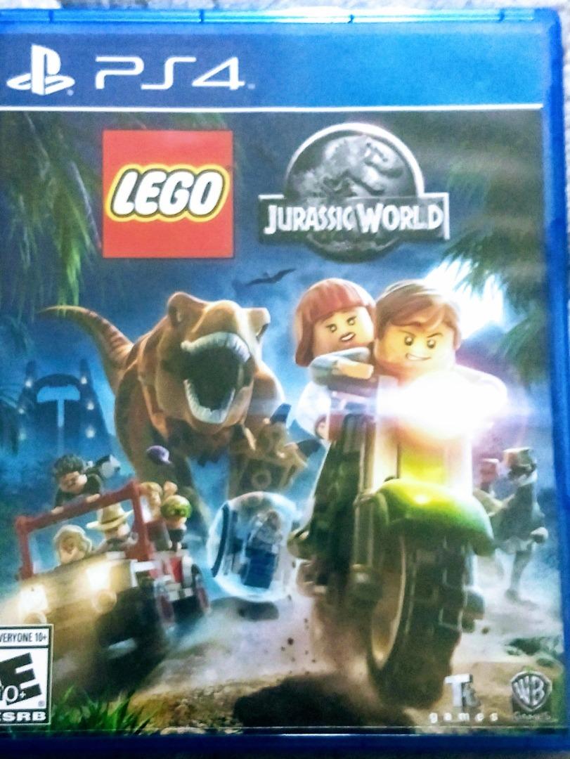Vendo Juego Para Ps4 Lego Jurassic World Impecable Estado 900 00