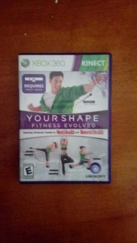 Vendo Juego Para Xbox 360 Para Hacer Ejercicios 650 00 En