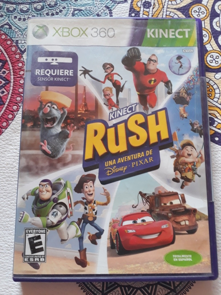 Vendo Juegos Kinect 360 350 00 En Mercado Libre